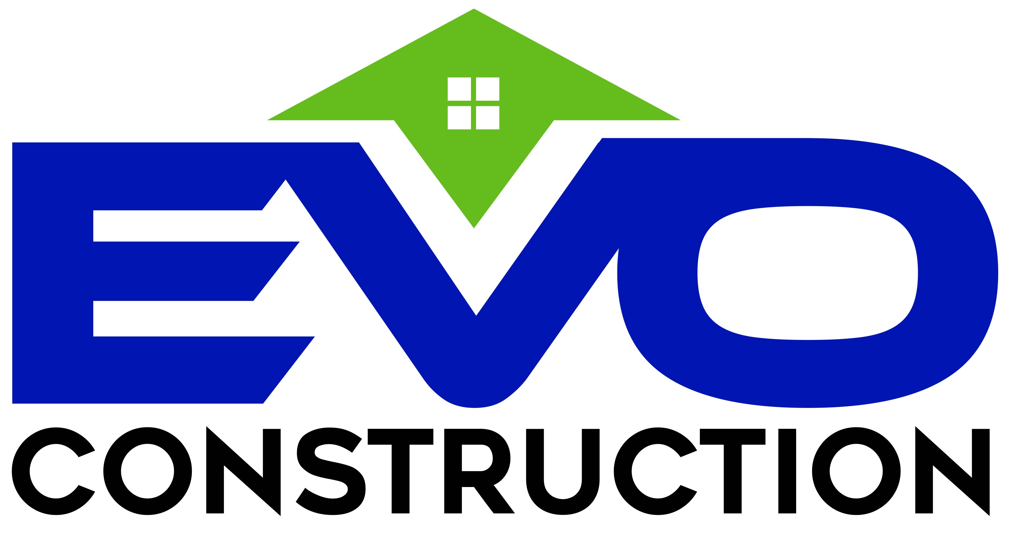 Evo Construction Logo